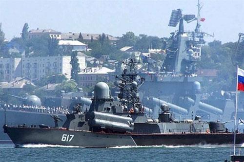 Military Industrial Courier bi quan về Hải quân Nga