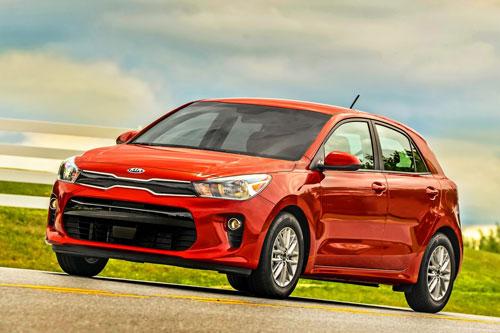 Top 10 ôtô bán chạy nhất tại Nga: Kia Rio, Hyundai Creta góp mặt