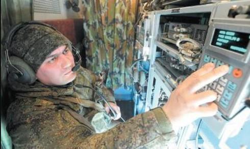 Nhiều hệ thống tác chiến điện tử của Nga