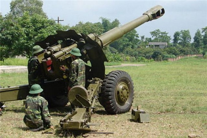 Cuc doc: Viet Nam da gan duoc phao 152mm D-20 len xe tai tu… thoi bao cap?-Hinh-3