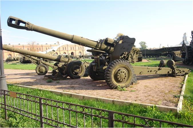 Cuc doc: Viet Nam da gan duoc phao 152mm D-20 len xe tai tu… thoi bao cap?-Hinh-5