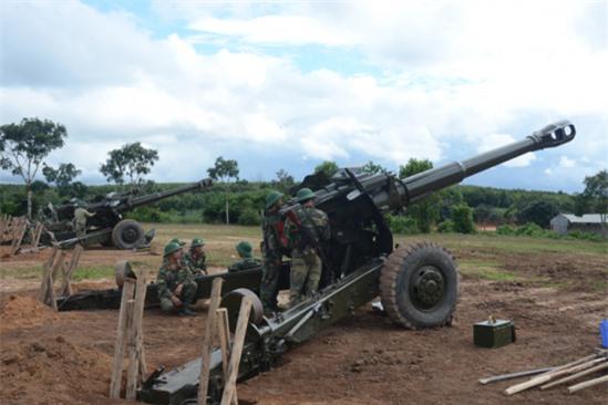 Cuc doc: Viet Nam da gan duoc phao 152mm D-20 len xe tai tu… thoi bao cap?-Hinh-9