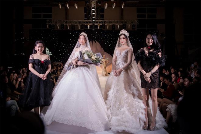 Đỗ Mỹ Linh xinh như công chúa, diện váy cưới 1 triệu USD - Ảnh 4.