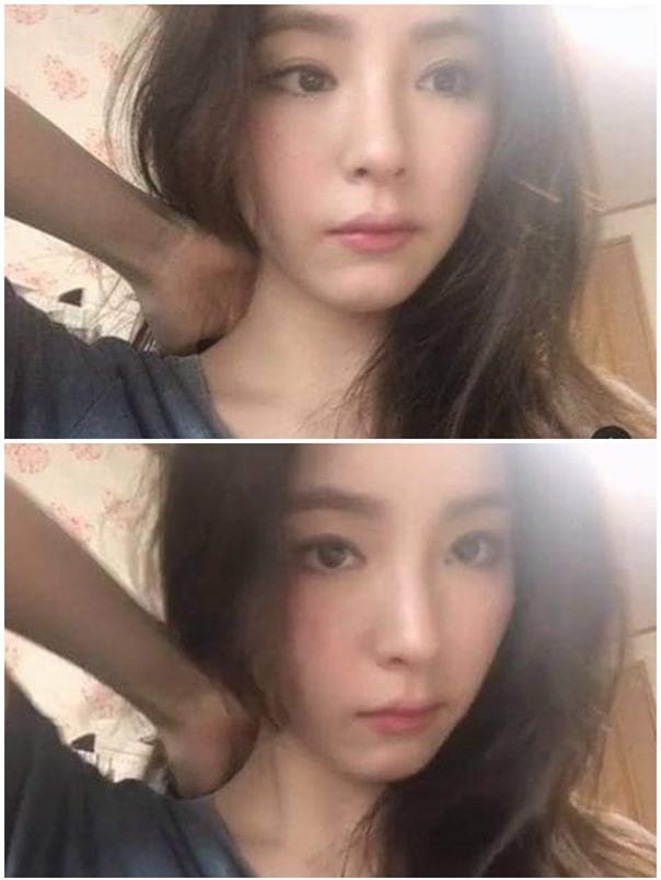 """Nữ diễn viên bị ghét nhất """"Gia đình là số 1"""" Shin Se Kyung lộ nhan sắc thật qua loạt ảnh chụp bằng camera thường - Ảnh 4."""