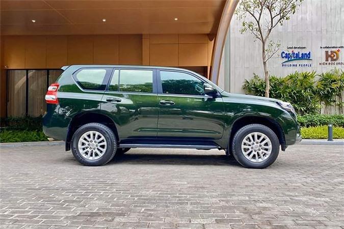 Toyota Land Cruiser Prado dung 3 nam ban 1,88 ty o Ha Noi-Hinh-2