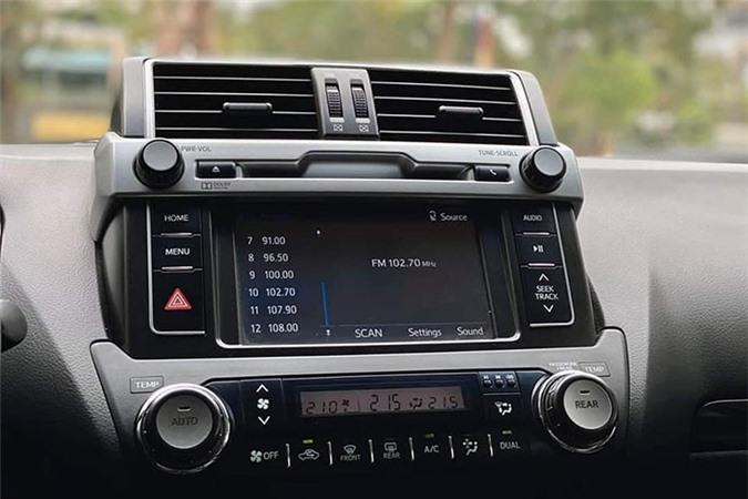 Toyota Land Cruiser Prado dung 3 nam ban 1,88 ty o Ha Noi-Hinh-6