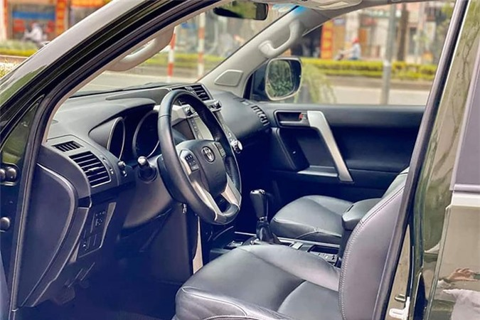 Toyota Land Cruiser Prado dung 3 nam ban 1,88 ty o Ha Noi-Hinh-7