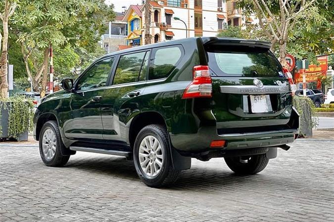 Toyota Land Cruiser Prado dung 3 nam ban 1,88 ty o Ha Noi-Hinh-9