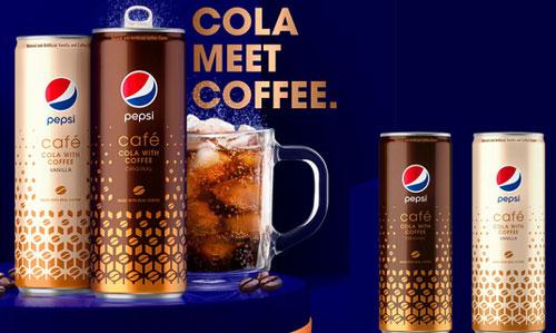 Pepsi rục rịch ra mắt coca vị cà phê trong năm tới