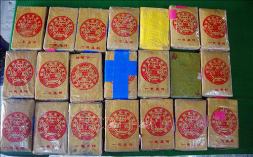 Làm rõ nguồn gốc số ma túy trôi dạt ở biển miền Trung