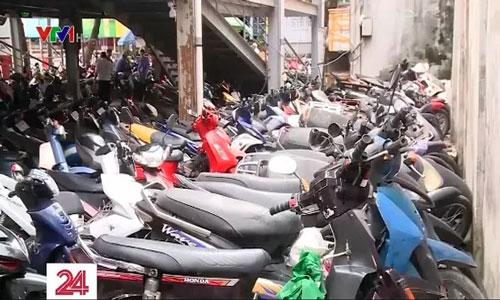 37.000 phương tiện giao thông bị thu giữ đã hư hỏng.