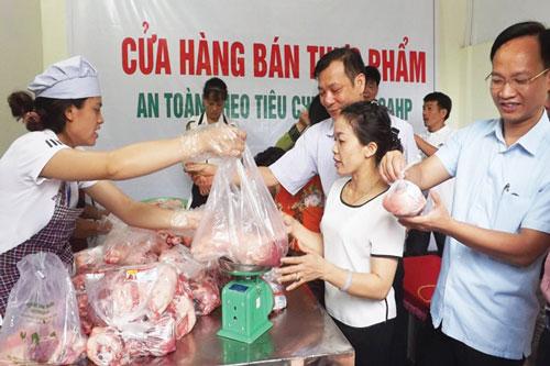 HTX Trường Thành là một trong những mô hình chuỗi hiệu quả ở Bắc Giang