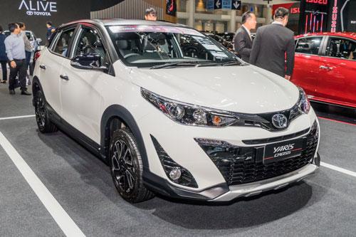 Xe Toyota siêu tiết kiệm xăng, giá gần 500 triệu đồng
