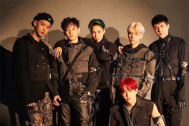 50 boygroup Kpop hot nhất hiện nay: Đối thủ không đội trời chung của BTS trở lại, top 5 gây tranh cãi vì BIGBANG bị tân binh lấn át - Ảnh 2.