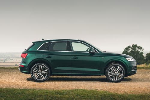 6. Audi Q5 2020 (giá khởi điểm: 44.300 USD).