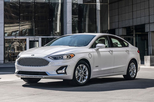 9. Ford Fusion 2019.