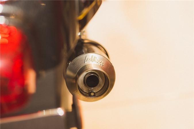 """Cuộc """"lột xác"""" ngoạn mục của chiếc xe ga Yamaha bị lãng quên tại Việt Nam ảnh 8"""