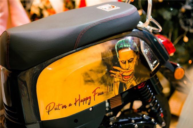 """Cuộc """"lột xác"""" ngoạn mục của chiếc xe ga Yamaha bị lãng quên tại Việt Nam ảnh 9"""