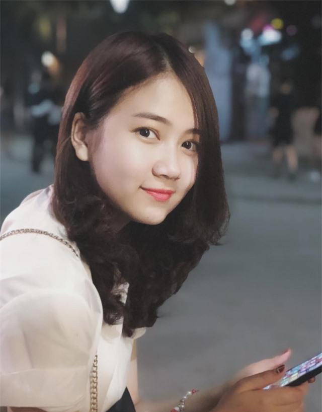 Hoa khôi Sinh viên 2018 trở thành biên tập viên truyền hình - 6