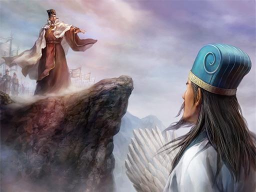 Tư Mã Ý là đối thủ của Khổng Minh trong suốt nhiều năm Bắc phạt.