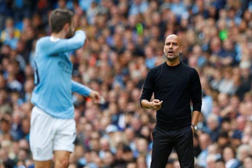Pep Guardiola gần đây đã lộ thái độ cáu kỉnh. Dường như nhà cầm quân người Tây Ban Nha đang mất kiểm soát ở cuộc đua vô địch năm nay?