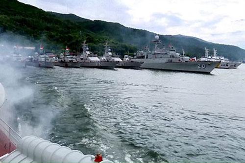 Tin vui lớn nhất của lực lượng Hải quân Việt Nam trong năm 2019 có lẽ là việc chúng ta đưa vào trực chiến Tàu 20 và Tàu 18. Nguồn ảnh: BHQ.