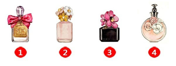 Bạn chai chọn nước hoa nào?