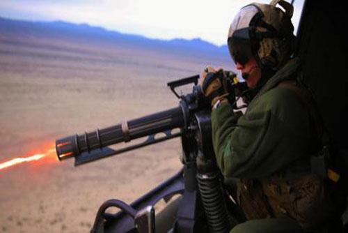 Siêu súng Metal Storm của Australia bắn 1 triệu viên đạn/phút, vượt xa súng Mỹ