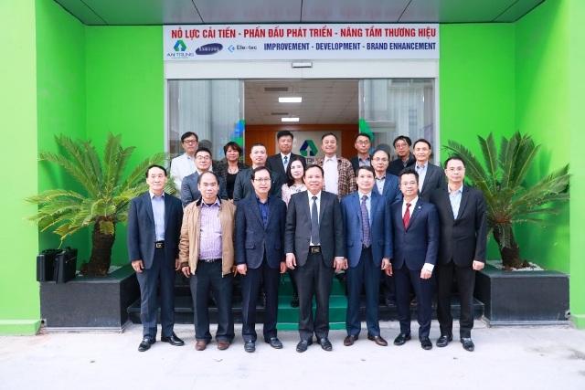 Samsung hỗ trợ doanh nghiệp Việt Nam nâng cao năng lực cạnh tranh