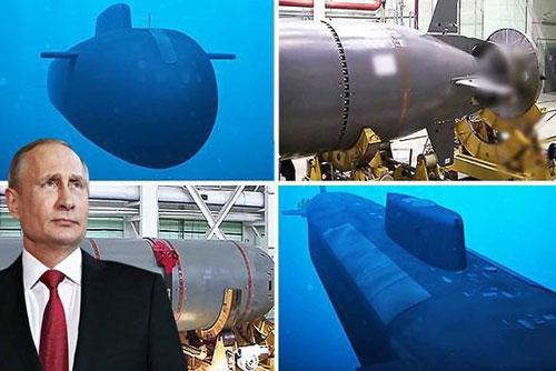 """Tên lửa Burevestnik và ngư lôi hạt nhân Poseidon có thể bị Nga """"khai tử"""""""