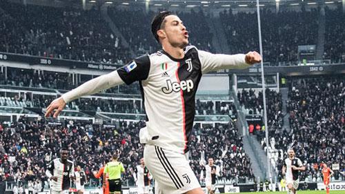 Ronaldo lần đầu ghi hơn 1 bàn cho Juventus sau hơn 9 tháng