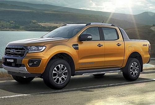 Đè bẹp Mitsubishi Triton, Ford Ranger tiếp tục là 'vua' xe bán tải