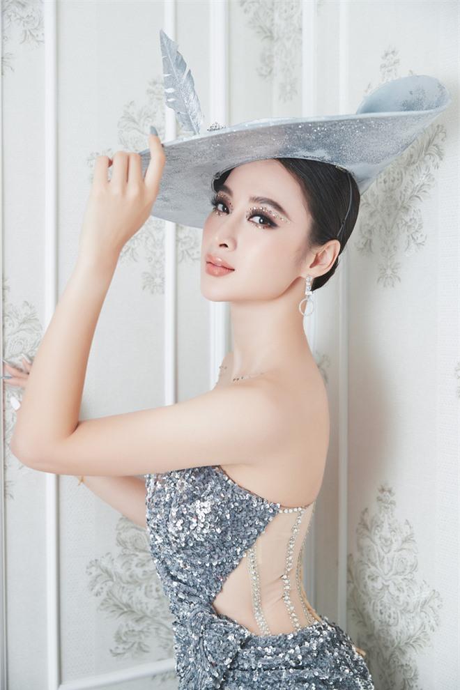 Angela Phương Trinh cuối cùng đã tái xuất đúng đẳng cấp nữ hoàng thảm đỏ, hội ngộ dàn mỹ nhân không tuổi Vbiz - Ảnh 5.