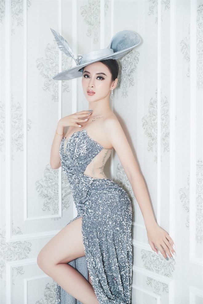 Angela Phương Trinh cuối cùng đã tái xuất đúng đẳng cấp nữ hoàng thảm đỏ, hội ngộ dàn mỹ nhân không tuổi Vbiz - Ảnh 6.