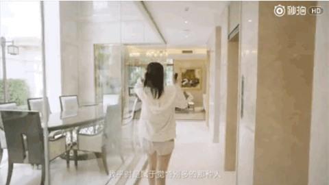 """cong chua 9x thuong hai"" giau nhat showbiz trung quoc dep boi kieu ""con nha ty phu"" hinh anh 2"