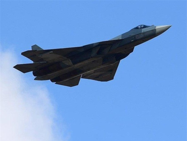 Den gio Nga van vong vo ve thoi gian hoan thien dong co tiem kich Su-57-Hinh-9