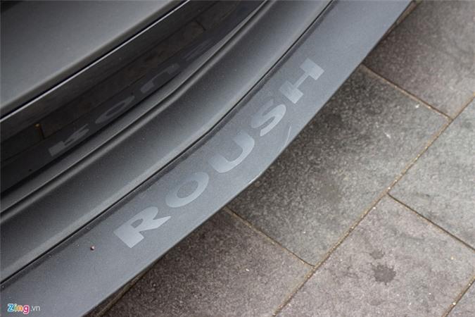 Ford Mustang GT 5.0 2019 dau tien tai Viet Nam duoc