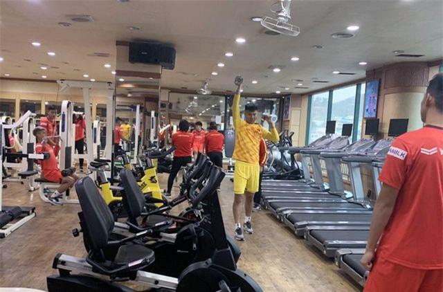 HLV Park Hang Seo nhận tin vui từ Quang Hải, Đình Trọng - 5