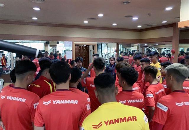 HLV Park Hang Seo nhận tin vui từ Quang Hải, Đình Trọng - 6