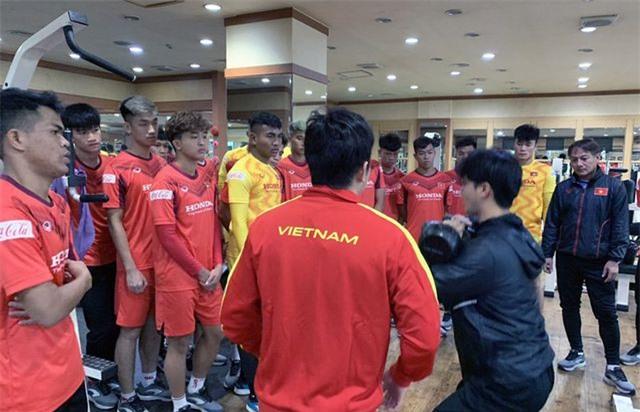 HLV Park Hang Seo nhận tin vui từ Quang Hải, Đình Trọng - 7