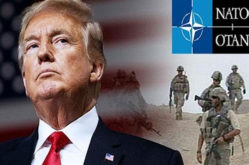 Trump cho rằng, Mỹ đang tốn quá nhiều tiền để bảo vệ các nước NATO