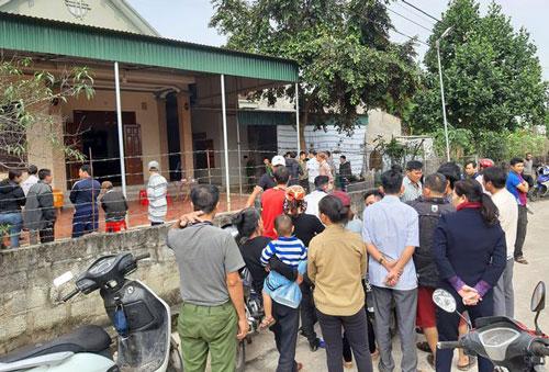Hà Tĩnh: Vợ chồng trẻ tử vong bất thường tại nhà riêng