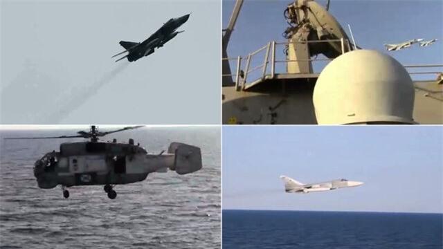Co that Su-24 ap che dien tu lam tau chien My