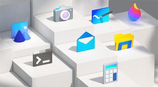 Microsoft công bố thiết kế logo Windows mới - Ảnh 2.
