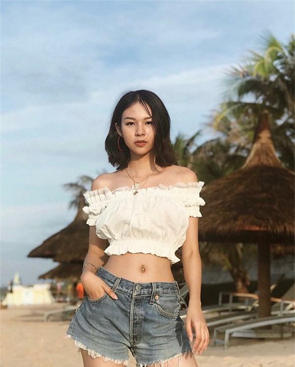 Ngam Chi Pu, Ky Duyen va dan sao Viet dep hut hon khi dien ao tre vai-Hinh-8