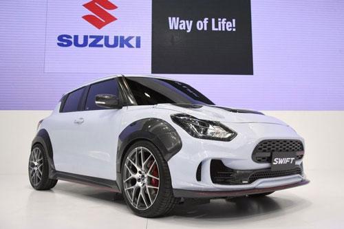 Suzuki Swift Extreme Concept.