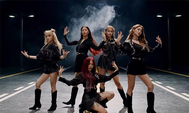 Top 30 nhóm nhạc nữ hot nhất hiện nay: BLACKPINK đã trở lại nhưng vẫn thua 2 đối thủ, bị chính cựu thành viên lấn át - Ảnh 7.