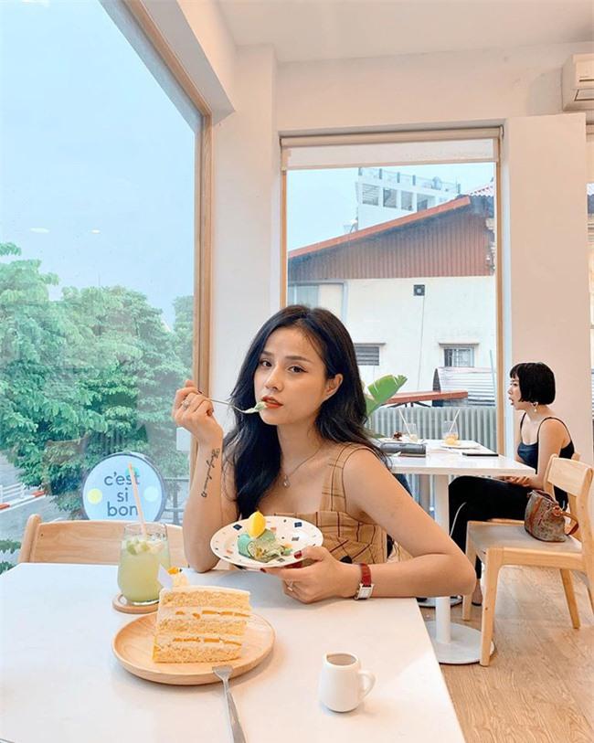 """Tưởng """"khờ khờ"""" nhưng hóa ra trước Yến Xuân, thủ thành Lâm Tây còn có bạn gái cũ là nữ ca sĩ 9X xinh như mộng - Ảnh 7."""
