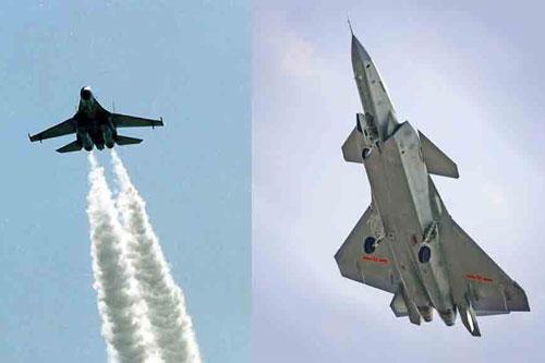 Máy bay chiến đấu thế hệ thứ năm