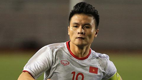 Quang Hải sẵn sàng cùng U23 Việt Nam chinh chiến tại VCK U23 châu Á